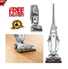 Hardwood Floor Scrubber Hoover Fh40165 Floor Mate Deluxe Hard Cleaner With Foldable Handle