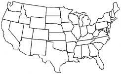 us outline map printable free blank map of eastern us states blank map of ne us east coast usa