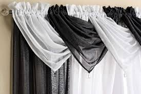 Glitter Curtains Ready Made Casablanca Sparkle Voile Swag Sheer Voile Curtain Ready Made