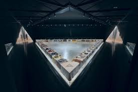 judy chicago dinner table bring judy chicago s the dinner party home whitewall
