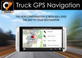 Truck Route Maps Truck Gps Navigation By Aponia Android Apps On Google Play
