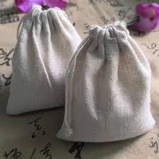 linen favor bags cotton linen gift bag 10x15cm 4 x6 pack of 50 crafts dried