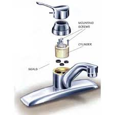 repairing leaky kitchen faucet ceramic disk faucet repairs fix a leaking kitchen faucet