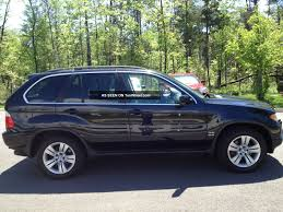 Bmw X5 4 8 - 2004 bmw x5 information and photos zombiedrive