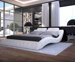 chambre coucher moderne chambre coucher moderne noir et blanc natecks destin a 17 6 plus