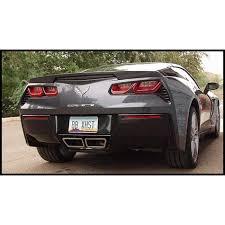 2014 corvette exhaust b b performance prt exhaust system for 2014 c7 stingray corvette