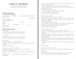 Resume Sample Format Philippines by 100 Sample Resume For Applying Job Position Of Marketing 100