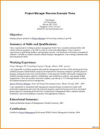 resume summary statement exles management goals goal statement exles objective on a resume top work sle