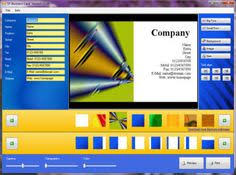 Business Card Printing Software Free Business Card Design Software Http Www Lonewolf Software