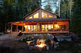 design ideas for cabin decks and porches