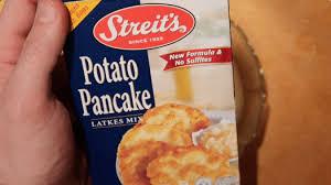 latke mix instant pot potato pancake pillows latkes pressure luck cooking