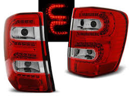 2002 jeep grand cherokee tail light led rear tail lights ldch08 jeep grand cherokee 1999 2000 2001 2002