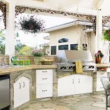 Outside Kitchen Design by Outdoor Kitchen Ideas Outdoor Spaces Backyard And Kitchens