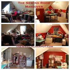 sewnso u0027s sewing journal the sewing room makeover