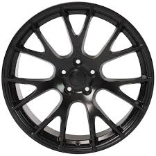 chrysler 300 hellcat wheels 20