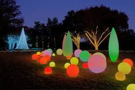 light show in atlanta gardens of holiday lights garden club