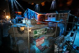 halloween horror nights maze universal studios tears and terrorizes citrus college clarion