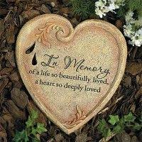 32 best memorial garden gifts and ideas images on pinterest