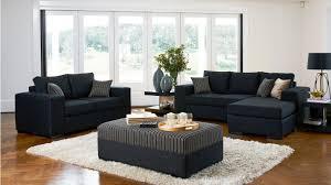 Harveys Armchairs Monto 3 Piece Fabric Lounge Suite Lounges Living Room