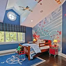 simple vintage airplane bedroom decor ideas for kids blogdelibros