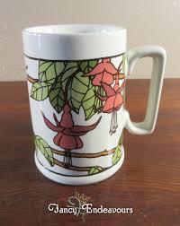 Fancy Coffee Mugs Peet U0027s Coffee Mug Yoshiko Yamamoto Arts U0026 Crafts Fuschia