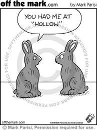 easter rabbit cartoons witty mark comics mark parisi