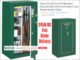 stack on 18 gun cabinet walmart great deal on 24 gun fire resistant stack on safe daily bulletin