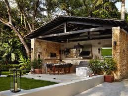 gourmet outdoor kitchen kitchen decor design ideas