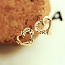 gold stud earrings for women cheap gold stud earings find gold stud earings deals on line at