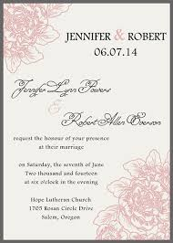silver wedding invitations affordable silver ribbon blush pink pocket flower wedding