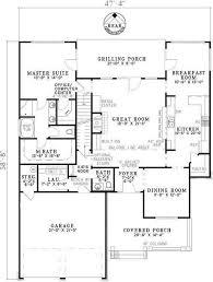 grilling porch 4 bedroom 2 bath craftsman house plan alp 07gc allplans com