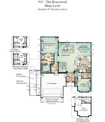 Classic Homes Floor Plans Classic Homes Wolf Ranch Rosewood 236081 Colorado Springs Co