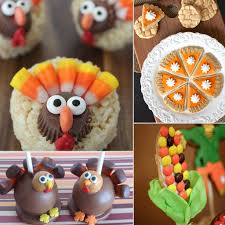 pictures of thanksgiving desserts for popsugar
