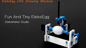 eleksegg cnc drawing machine by eleksmaker u2014 kickstarter