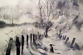 why i love painting in payne u0027s grey u2013 watercolours by rachel
