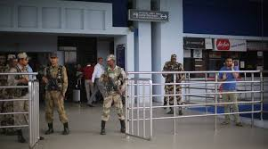 journalists jobs in pakistan airport security government mulls using surveillance gadgets to bolster airport