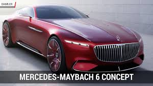 mercedes concept cars vision mercedes maybach 6 cabriolet is last year u0027s concept with a