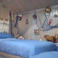 chambre à theme avec décoration de chambre d enfant à thème décor marin déco