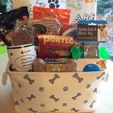 per gift basket shop by gift type pet gift baskets just for them gift baskets