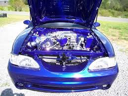 95 Mustang Interior Parts Build Thread