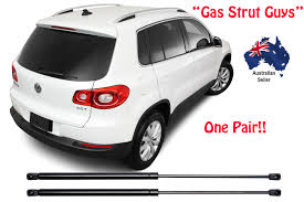 volkswagen volkswagen brunei gas struts suit vw volkswagen tiguan tailgate boot hatch 2007 to