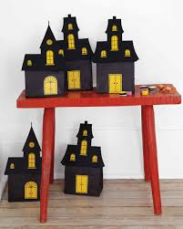 how to decorate a haunted house for halloween haunted houses martha stewart