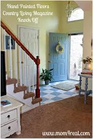 painted wood floors mom 4 real