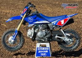 motocross bikes yamaha blu cru xmas 550 of free kit with yamaha fun bikes mcnews com au