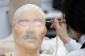 Colleges For Special Effects Makeup Photo Special Makeup Goes Like This National News The Hankyoreh