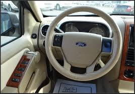 2007 Ford Explorer Interior Ford Explorer 2007 In Huntington Station Long Island Queens Ny