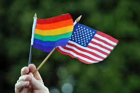 Blue White And Sun Flag Gilbert Baker Created The Lgbtq Pride Rainbow Flag Here U0027s What