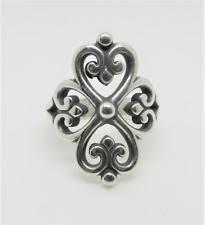 avery adorned hearts ring avery adorned ebay