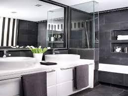 gray bathroom designs grey ideas and white modern basement amp new