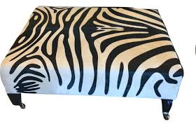 Leather Animal Ottoman by Animal Print Ottoman This Is An Interesting Example Because The